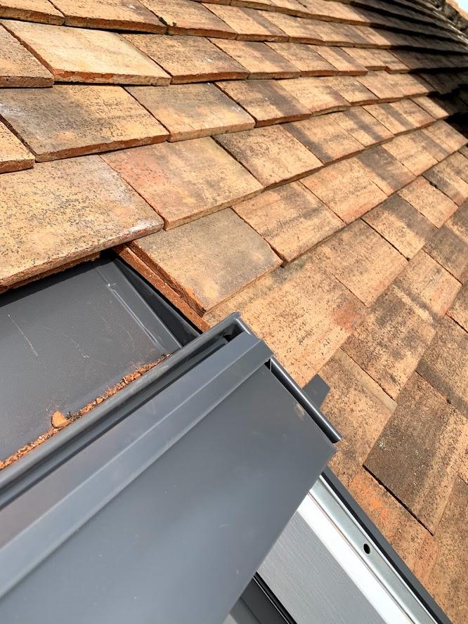 Remplacement Fenêtre De Toit Roto Par Velux Fenêtre De